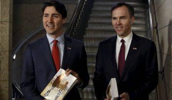 Budget 2016 Canada