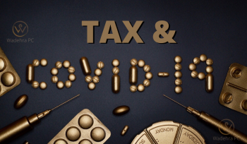 Tax & COVID-19